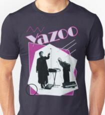 Yazoo 80er Jahre Band Retro Pop 80er Jahre New Wave Synth Alison Moyet Unisex T-Shirt