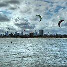 St Kilda, Melbourne by Lawrie McConnell