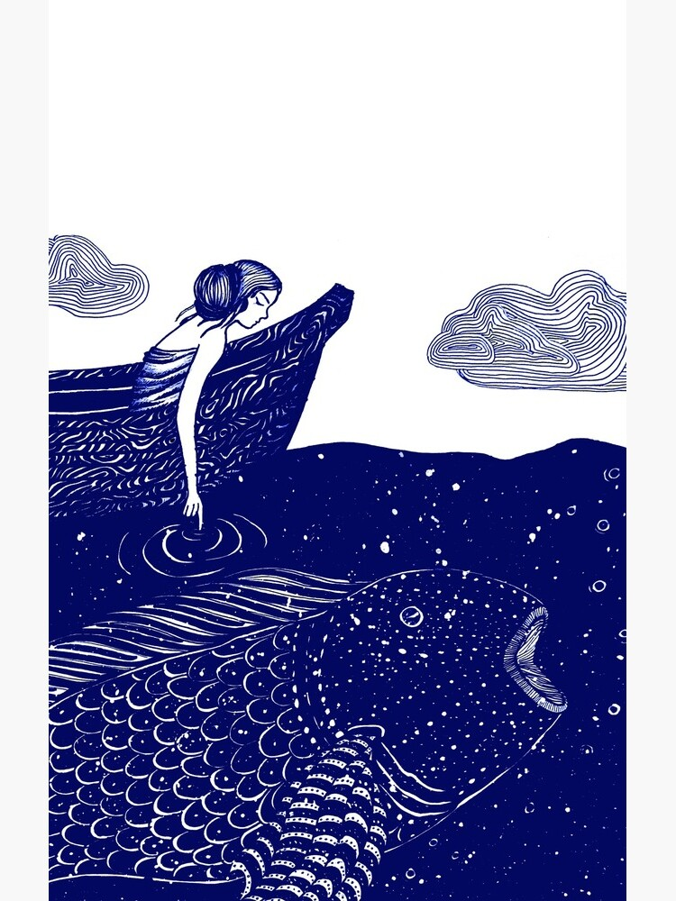 Die blau schimmernden Seelichter von ECMazur