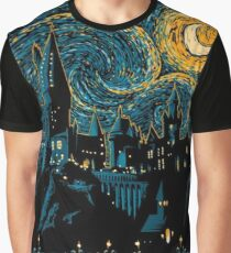School of magic and witchcraft Graphic T-Shirt