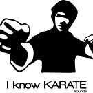 I Know Karate (sounds)  by hazelbasil