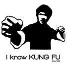 I Know Kung Fu (sounds) by hazelbasil