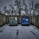 Eaters Of Abandonment by Eric Scott Birdwhistell