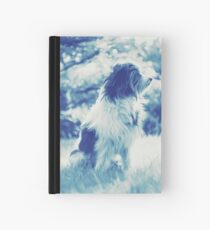 Puppy Hardcover Journal