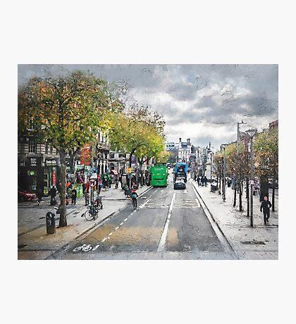 Dublin art #dublin Photographic Print