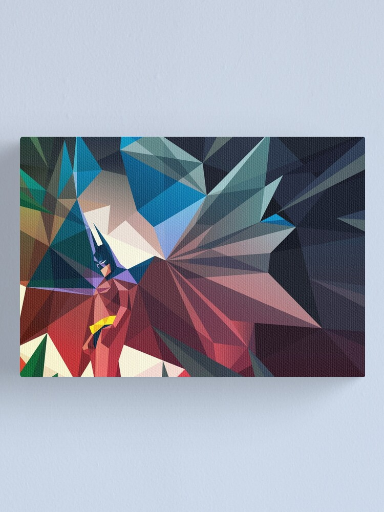 Alternate view of Cave Man Canvas Print