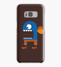 Blue Fly Snack Samsung Galaxy Case/Skin