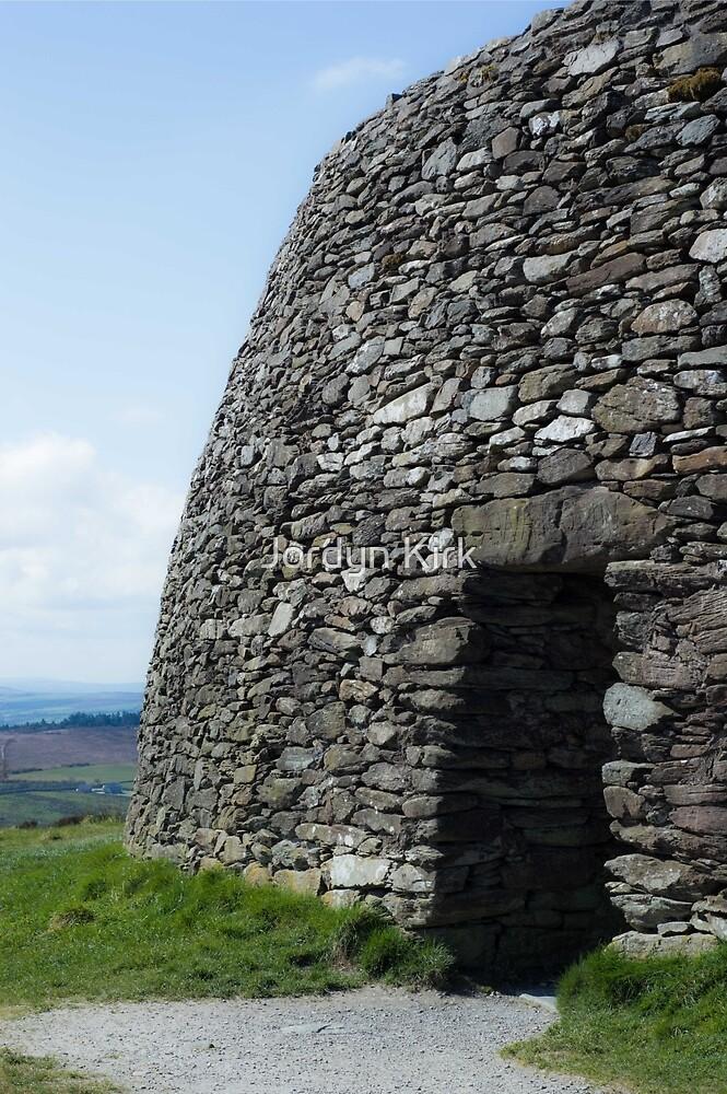Grianan of Aileach by Jordyn Kirk
