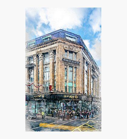 Dublin street art #dublin Photographic Print