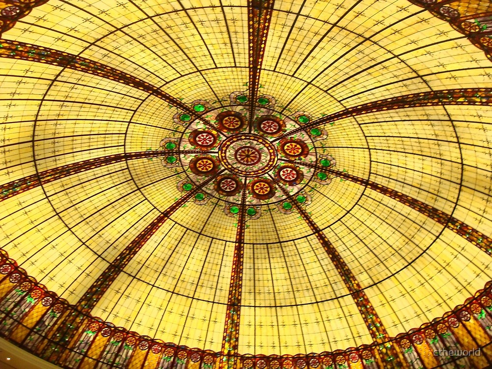 Glass Ceiling-Looking UP  ^ by ctheworld