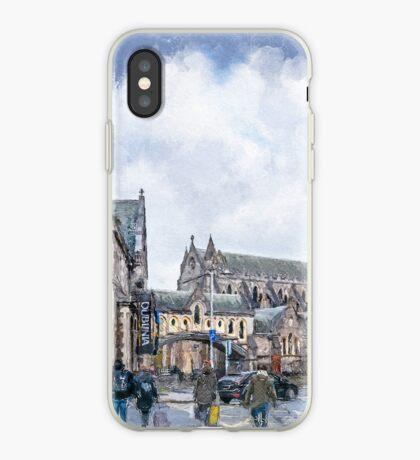 Dublin art #dublin iPhone Case