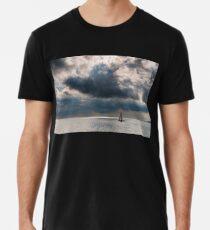 Stormy Waters  Men's Premium T-Shirt