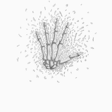 Dorsal View - XXVII Bones by Leath