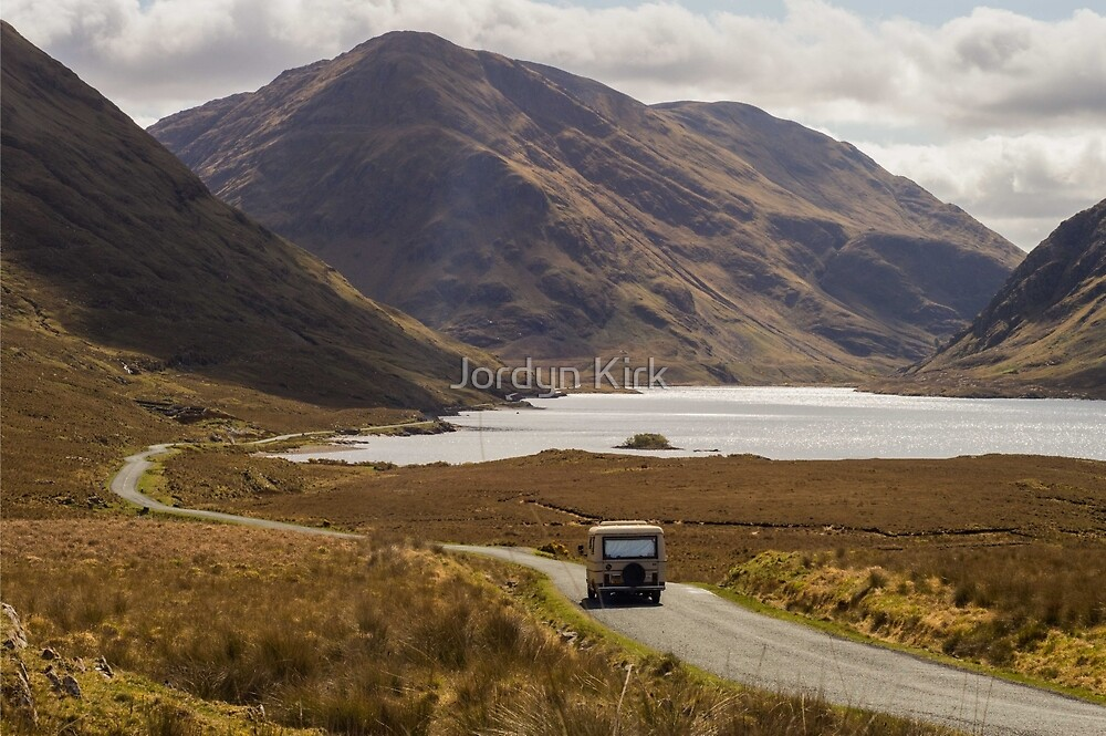 A Drive through Doolough by Jordyn Kirk