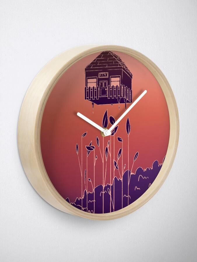 Alternative Ansicht von Experimentell Uhr