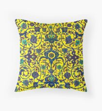 Persian Ceramic Design 48 Throw Pillow