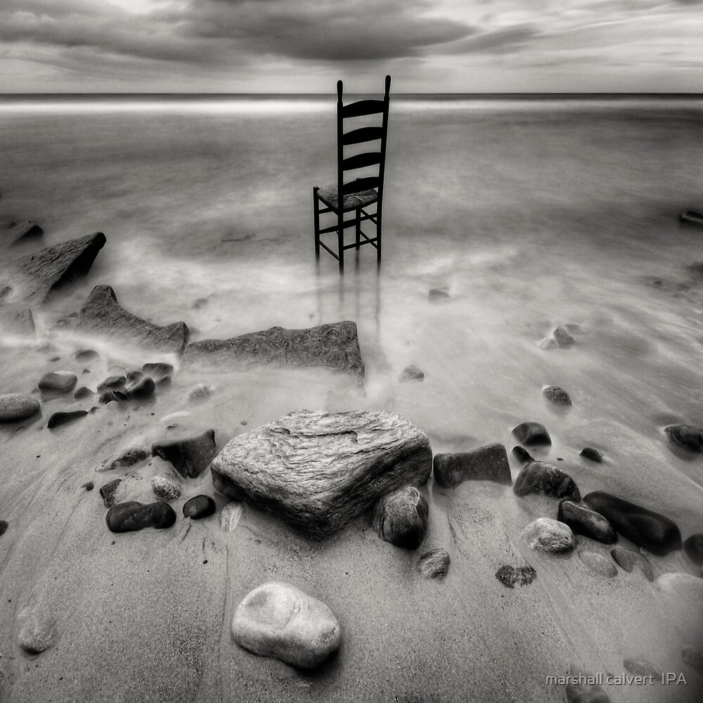 somewhere to sit by marshall calvert  IPA