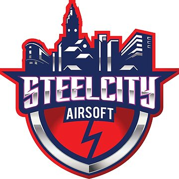 STEEL CITY AIRSOFT LOGO *NEW* by XxW4T3RM3L0NxX
