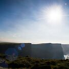 The Cliffs of Moher by Jordyn Kirk