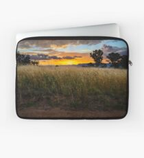 Sunset over the Brindabellas - 2 Laptop Sleeve