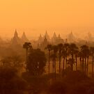 Bagan Sunrise by Gina Ruttle  (Whalegeek)