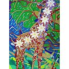 Seven Bones of Connection giclee with borderse by Denise Weaver Ross