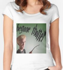begone thotter Women's Fitted Scoop T-Shirt