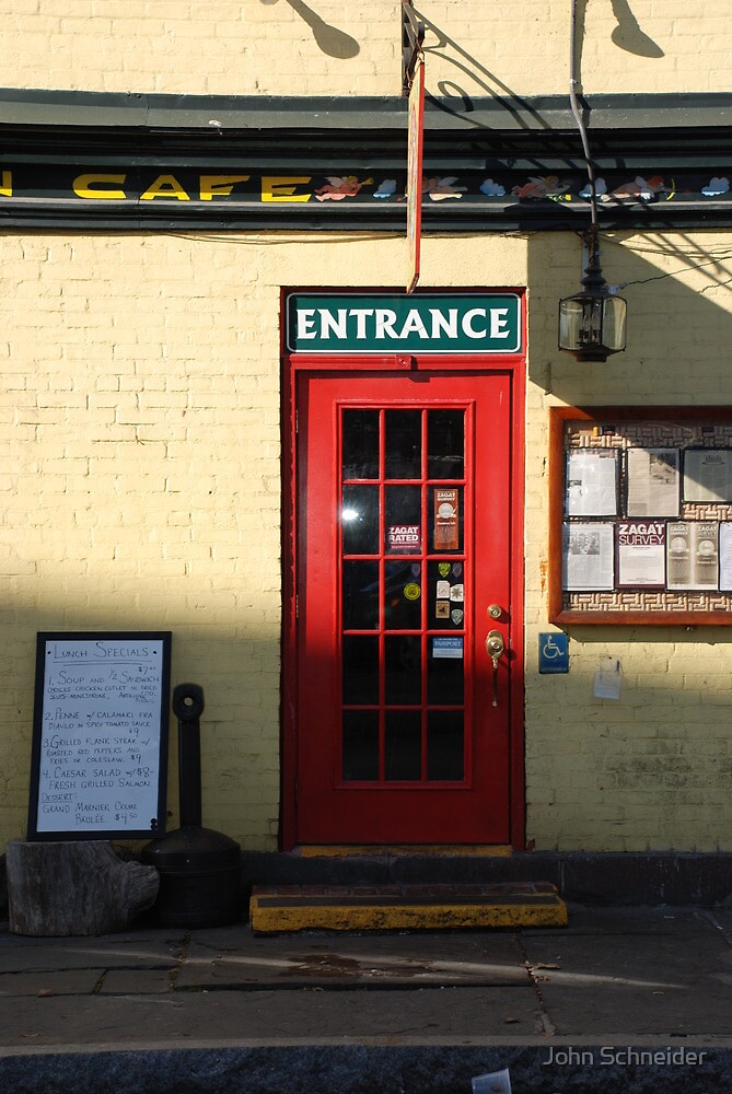 The Entrance by John Schneider