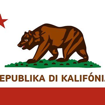 Kalifonia/ California Republic by SkolaNobu
