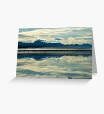 Plett Reflections Greeting Card