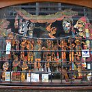 Karagiozis Shadow-Puppets Shop by Bentrouvakis
