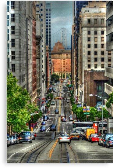 California Street by Kimberly Palmer
