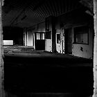 Framed Corridor by JamieScott
