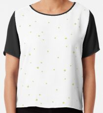 Blusa th_e littlle stars _prince - 5 (blanco)