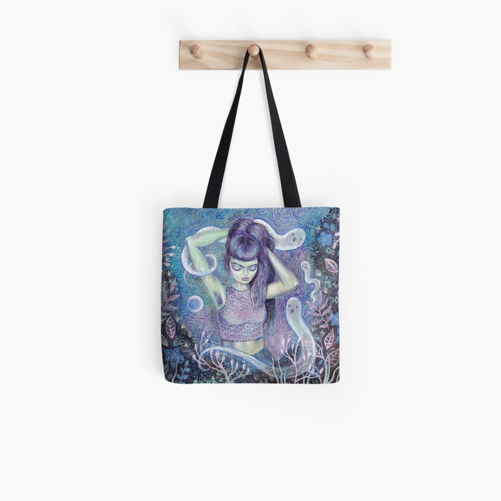 Conjuring the Muse Tote Bag