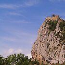 Château de Roquefixade by WatscapePhoto
