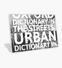 Urban Dictionary Laptop Skins   Redbubble