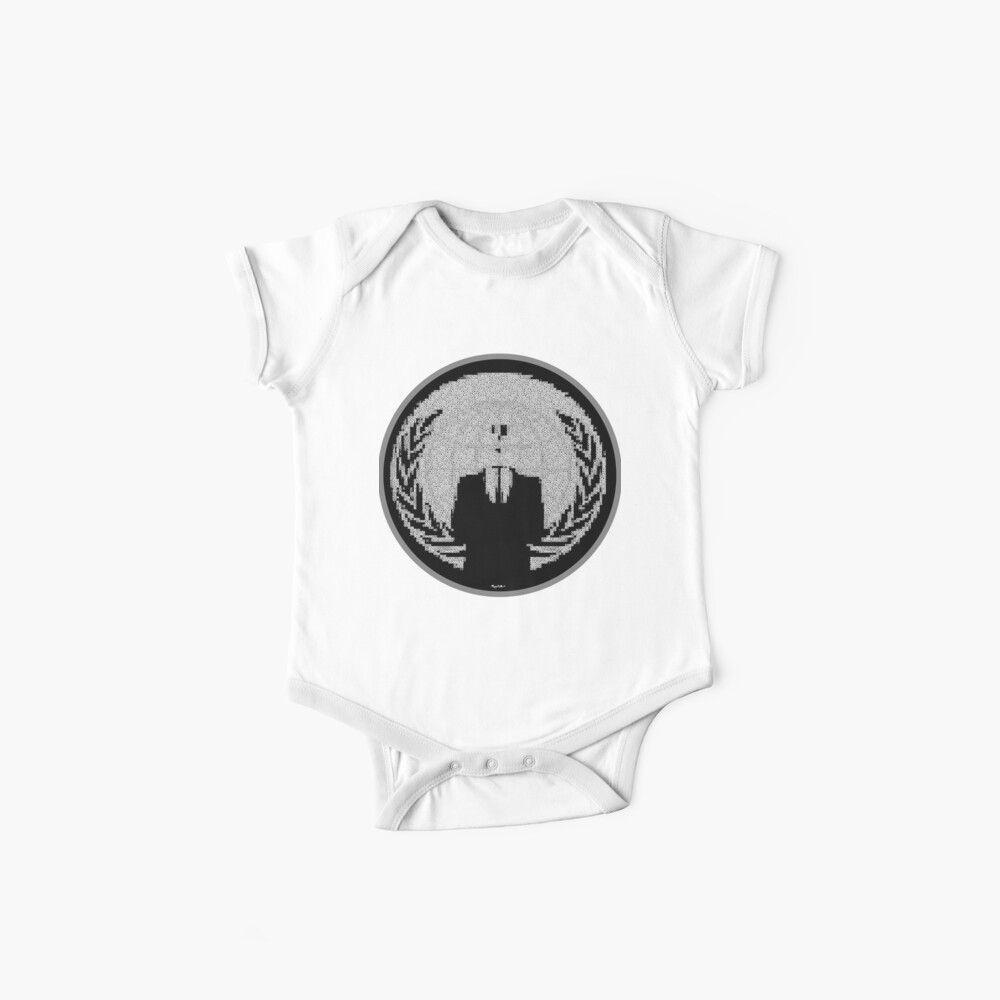_A^NON ASCii ^RT by RootCat __2019 Baby One-Pieces