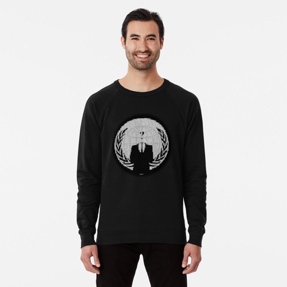 _A^NON ASCii ^RT by RootCat __2019 Lightweight Sweatshirt