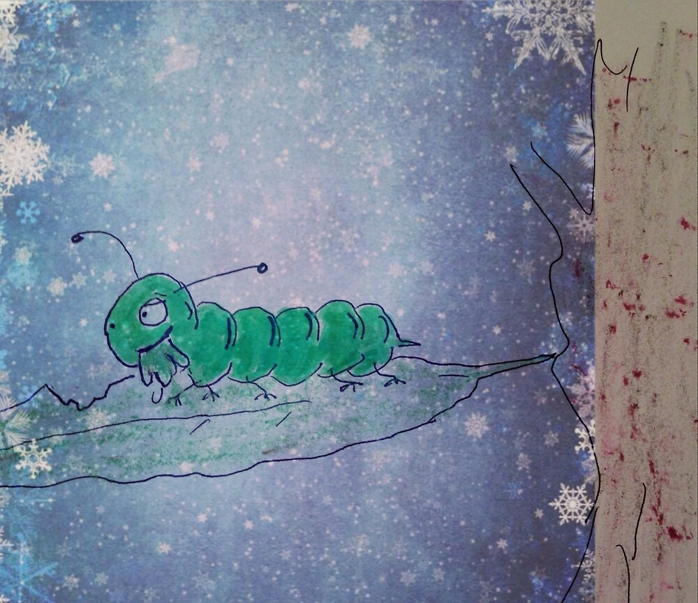 Charlie the caterpillar  by Bonnie Pelton