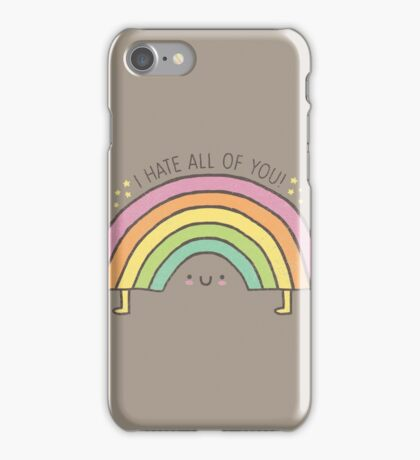 TRUTH BE TOLD.... iPhone Case/Skin