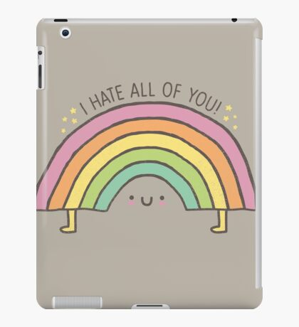 TRUTH BE TOLD.... iPad Case/Skin