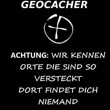 Geocacher Fun Text by Myriala