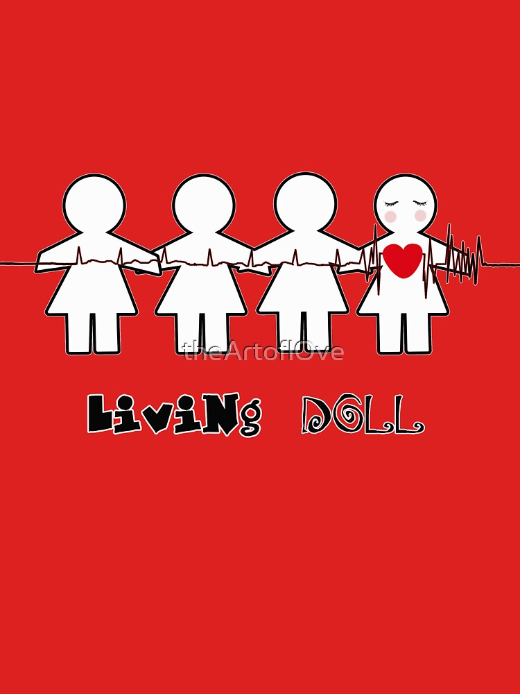 Living doll by theArtoflOve