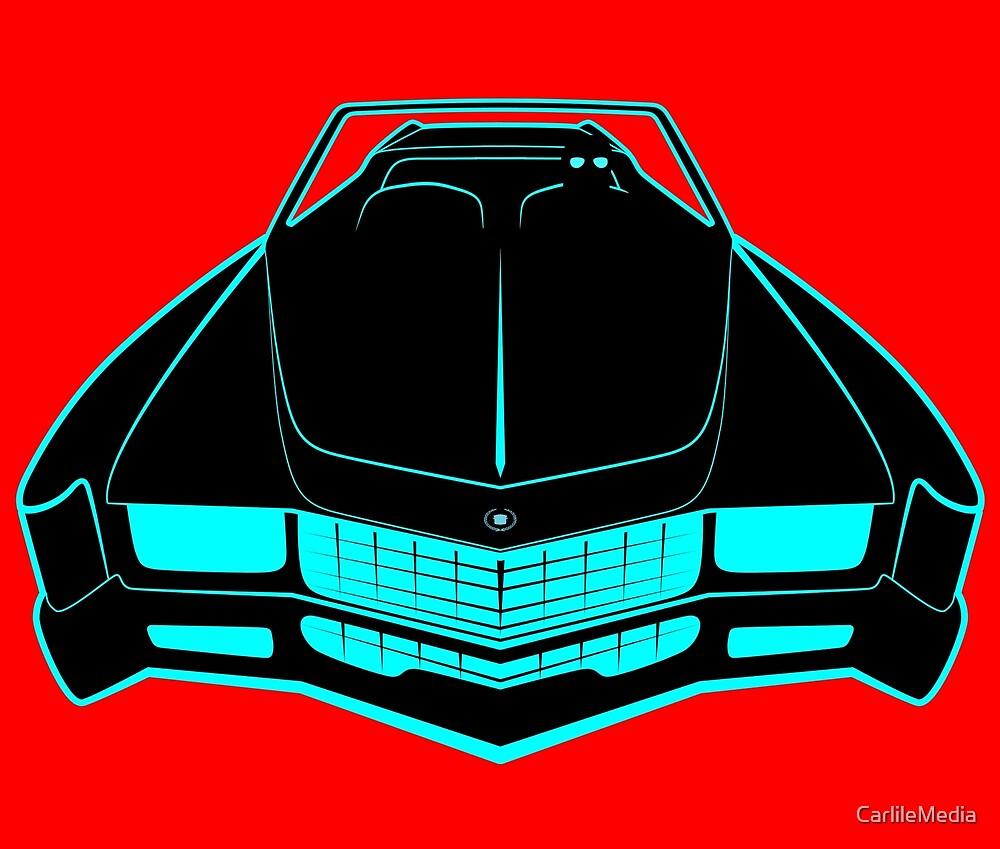 Cadillac Eldorado - Fake News Confidential by CarlileMedia