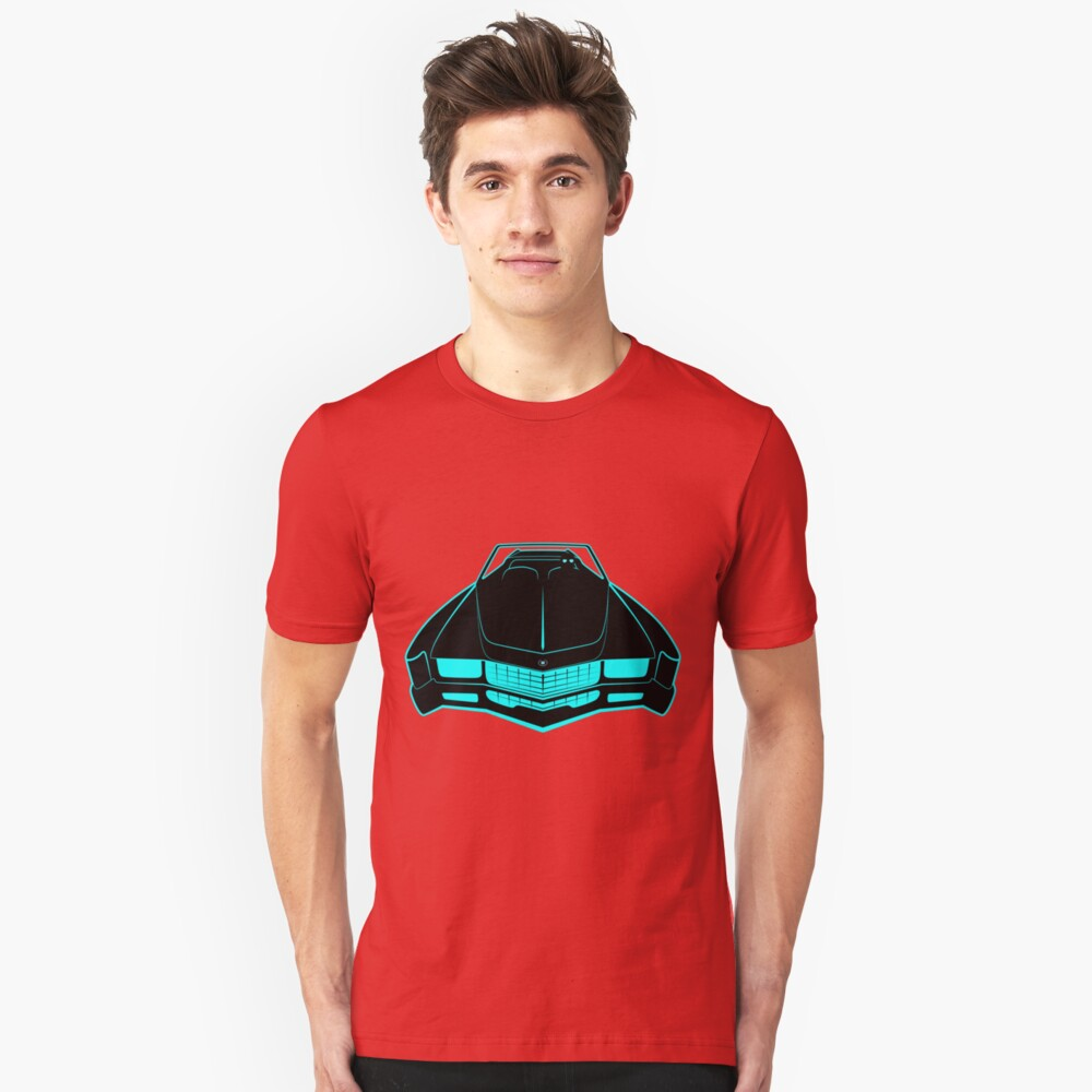 Cadillac Eldorado - Fake News Confidential Slim Fit T-Shirt