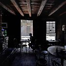 Jean Lafittes bar--New Orleans by milton ginos