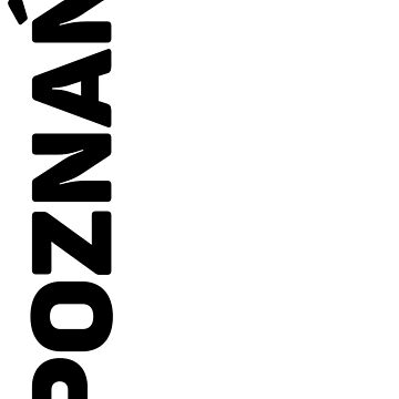 Poznan T-Shirt by designkitsch