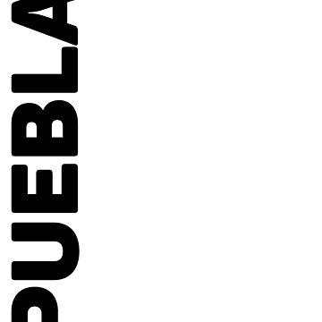 Puebla T-Shirt by designkitsch