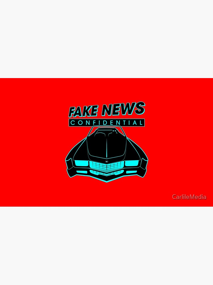 Fake News Confidential - Cadillac Eldorado by CarlileMedia